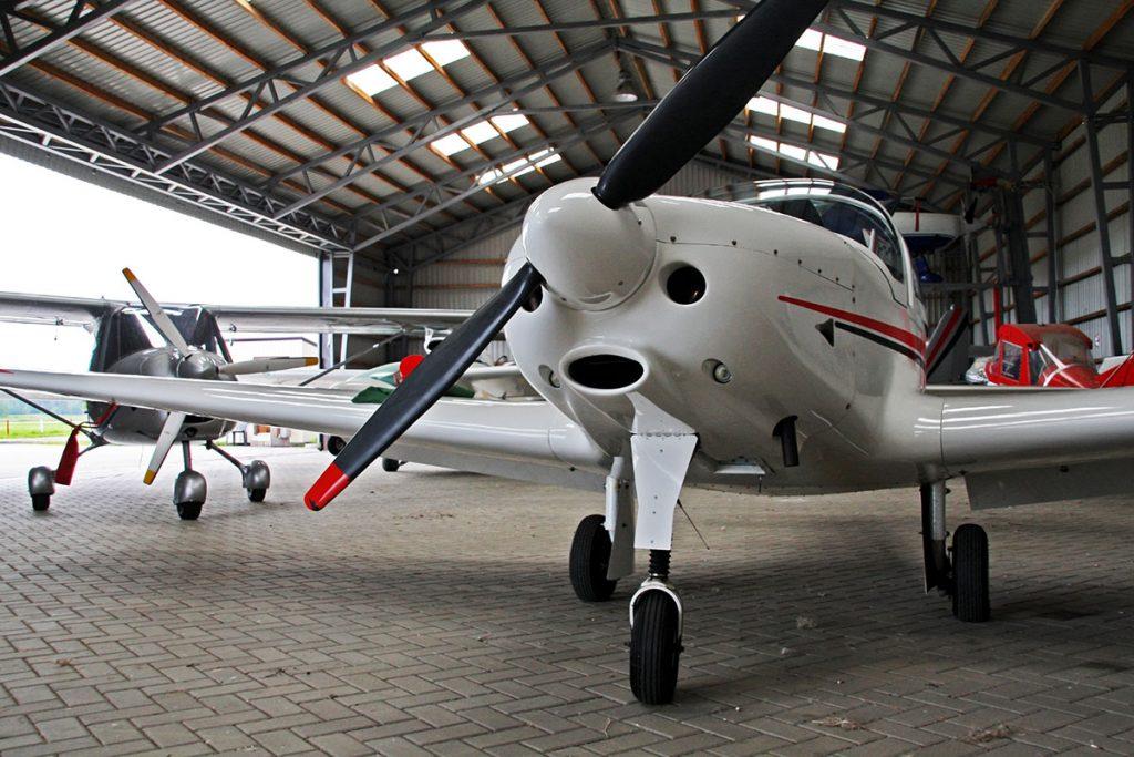 Atlantas : Assurance Hangar Aeronautique